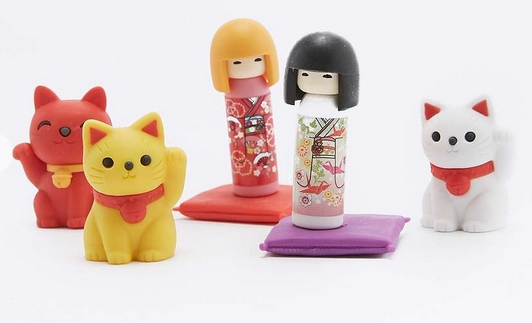 gommes japon urban outfitters