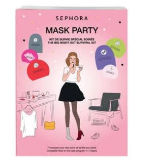sephora-mask-party