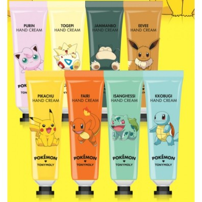 tony-moly-pokemon-hand-cream-8-choices