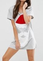 t-shirt-oversized-pere-noel-asos
