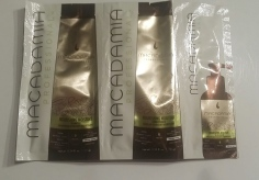 Echantillons Macadamia