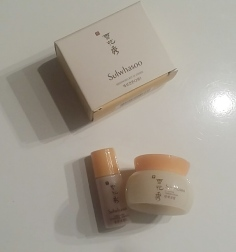 Echantillons Sulwhasoo crème et sérum