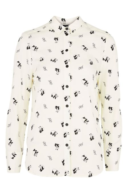 chemise-panda-topshop