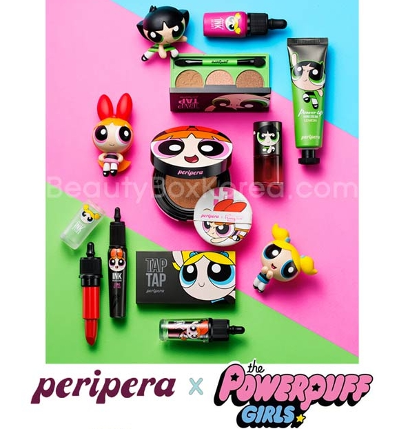 collection-peripera-powerpuff
