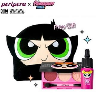 kit-peripera-powerpuff