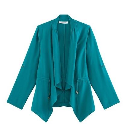 veste-turquoise-promod