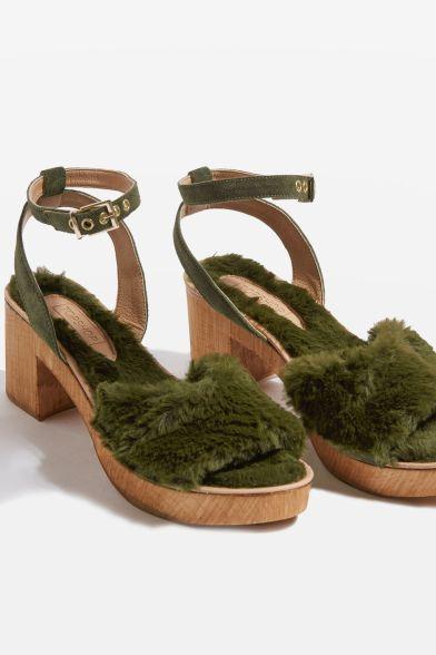 sandales-poils-mousse-topshop