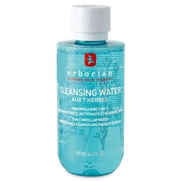 cleansing water erborian