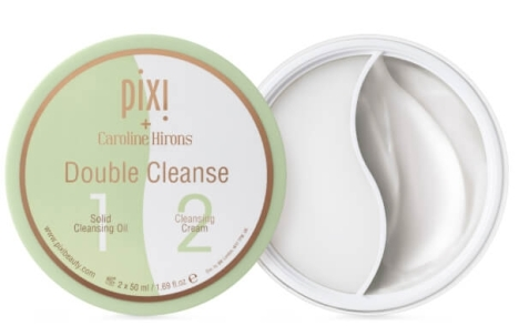 pixi double cleansing look fantastic