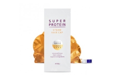 a pieu super protein steam hair testerkorea