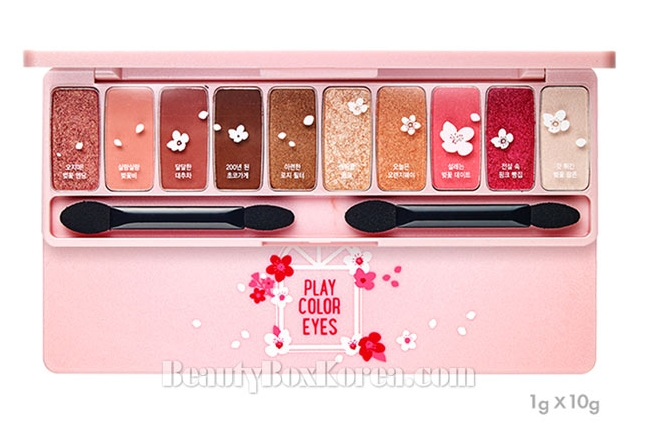 etude house cherry play color eyes