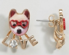 monki bo chiens a lunettes