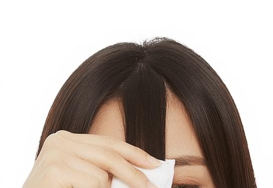 a pieu hair landry tissu testerkorea
