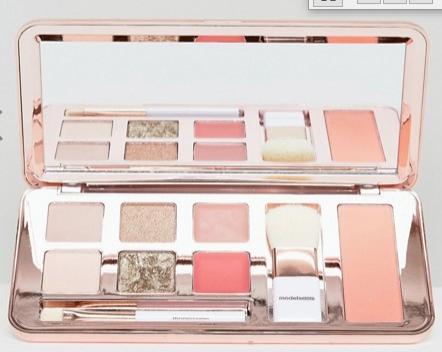 palette models own or rose