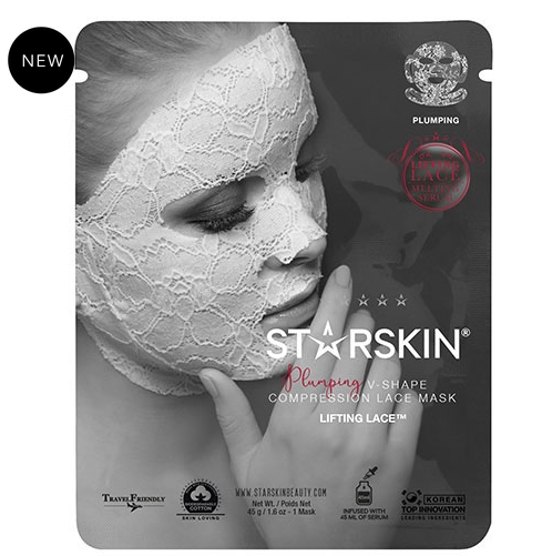 starskin beautybay compression lace mask