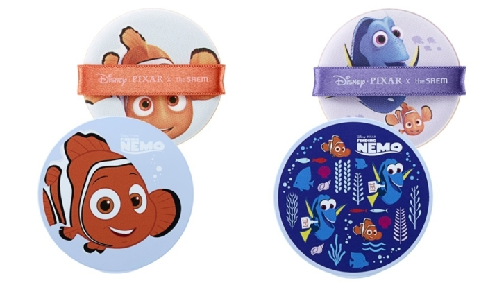 the saem disney nemo oil cushion