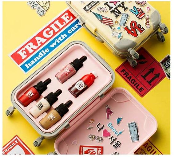 valise peripera beautyboxkorea