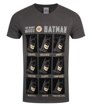 Batman moods geekerie